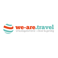 we are travel Gutscheincode